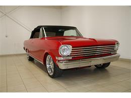 1963 Chevrolet Chevy II Nova SS (CC-1192436) for sale in Cottonwood, Arizona