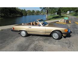 1986 Mercedes-Benz 560SL (CC-1192463) for sale in WASHINGTON, Missouri