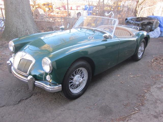 1958 MG MGA 1500 (CC-1192476) for sale in Stratford, Connecticut
