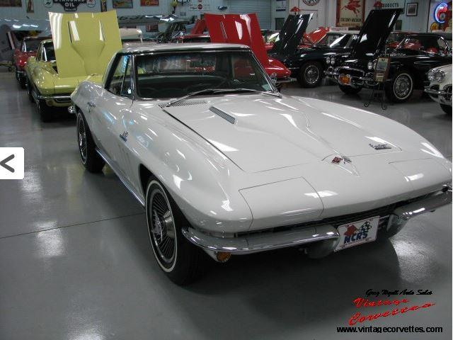 1966 Chevrolet Corvette (CC-1190253) for sale in Summerville, Georgia