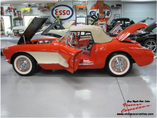 1956 Chevrolet Corvette (CC-1190255) for sale in Summerville, Georgia