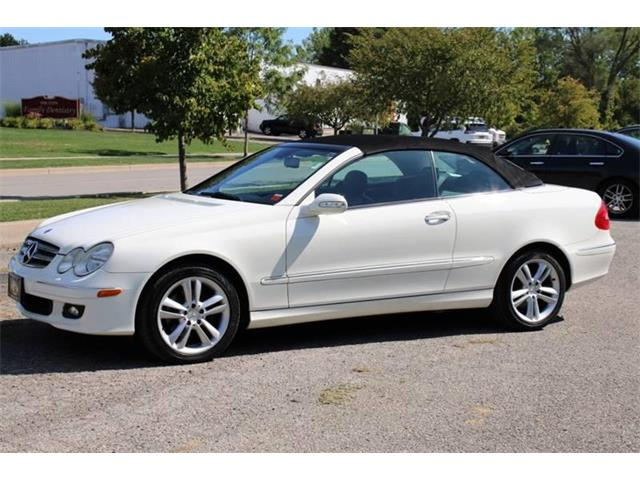 2007 Mercedes-Benz CLK (CC-1192587) for sale in Hilton, New York
