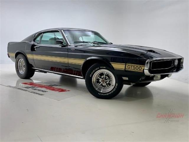 1969 Shelby GT500 (CC-1192613) for sale in Syosset, New York