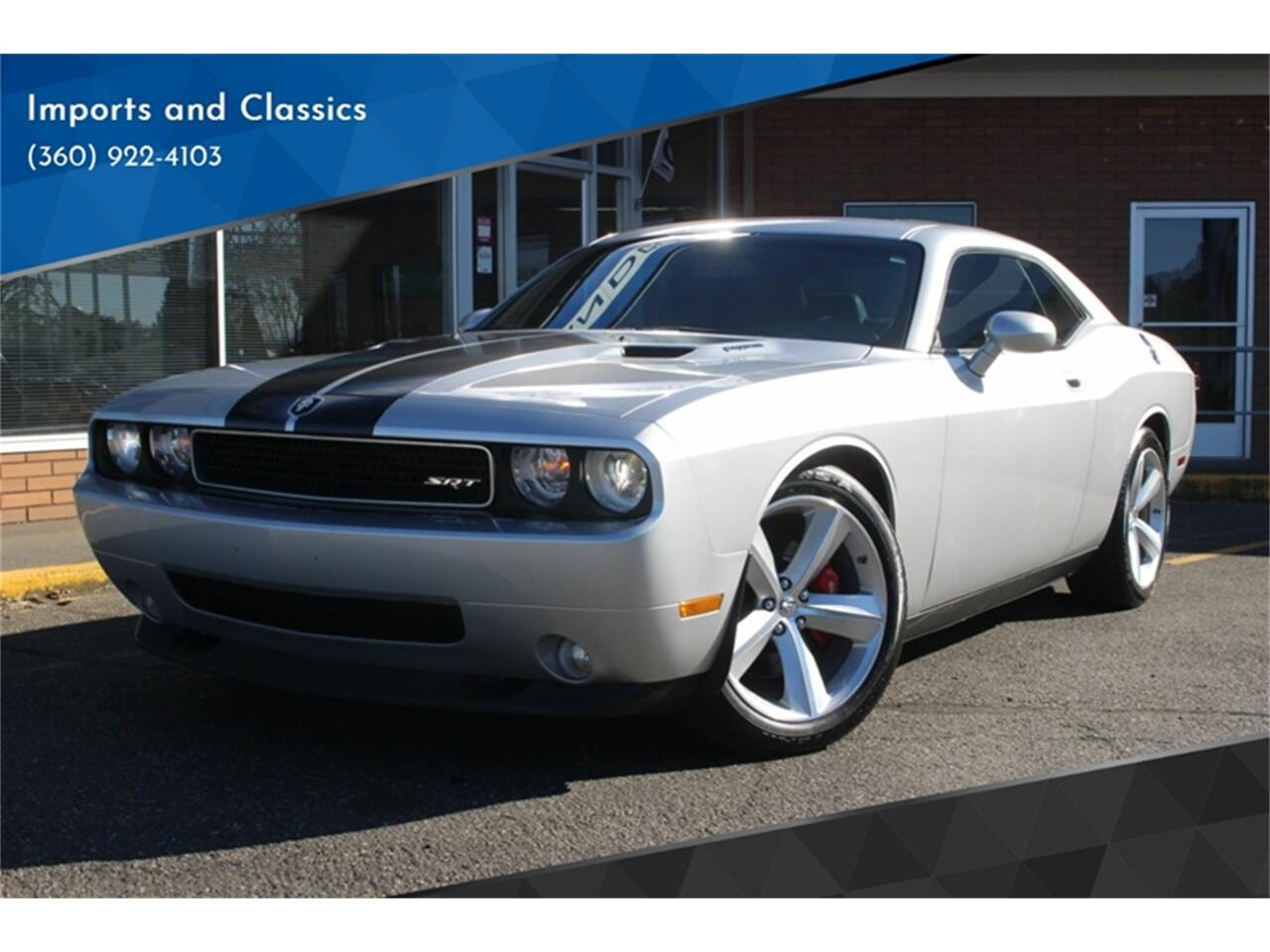 2010 Dodge Challenger For Sale >> 2010 Dodge Challenger For Sale Classiccars Com Cc 1192674
