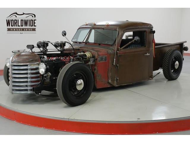 1948 Diamond T Pickup