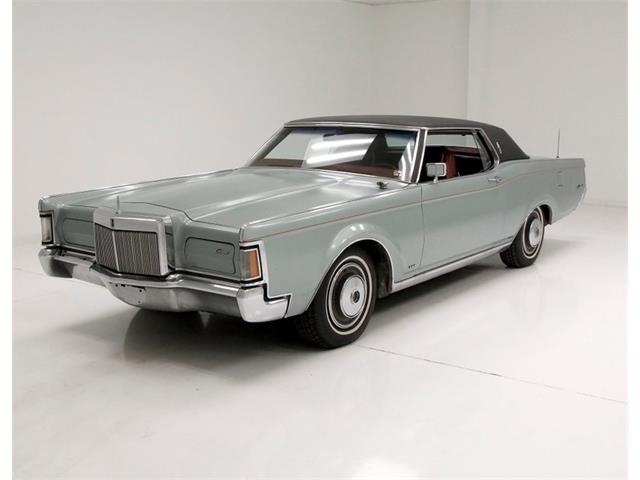 1971 Lincoln Continental Mark III (CC-1190279) for sale in Morgantown, Pennsylvania