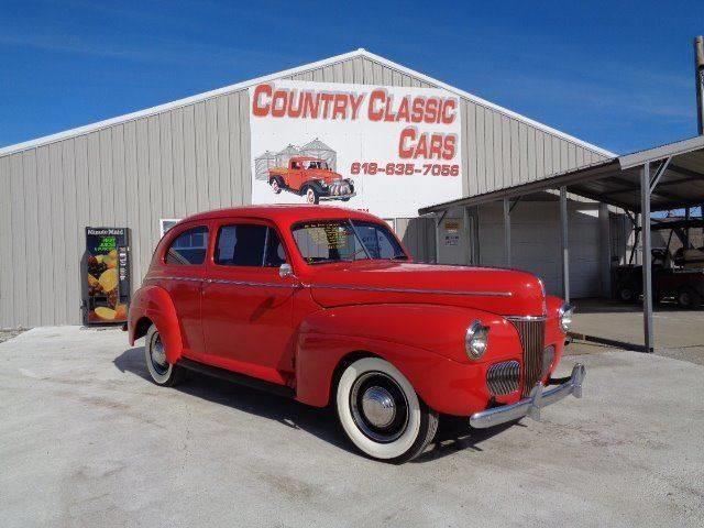 1941 Ford Deluxe (CC-1192801) for sale in Staunton, Illinois