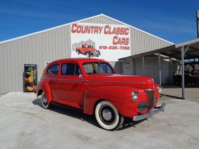 1941 Ford Deluxe (CC-1192801) for sale in Staunton, Illinois