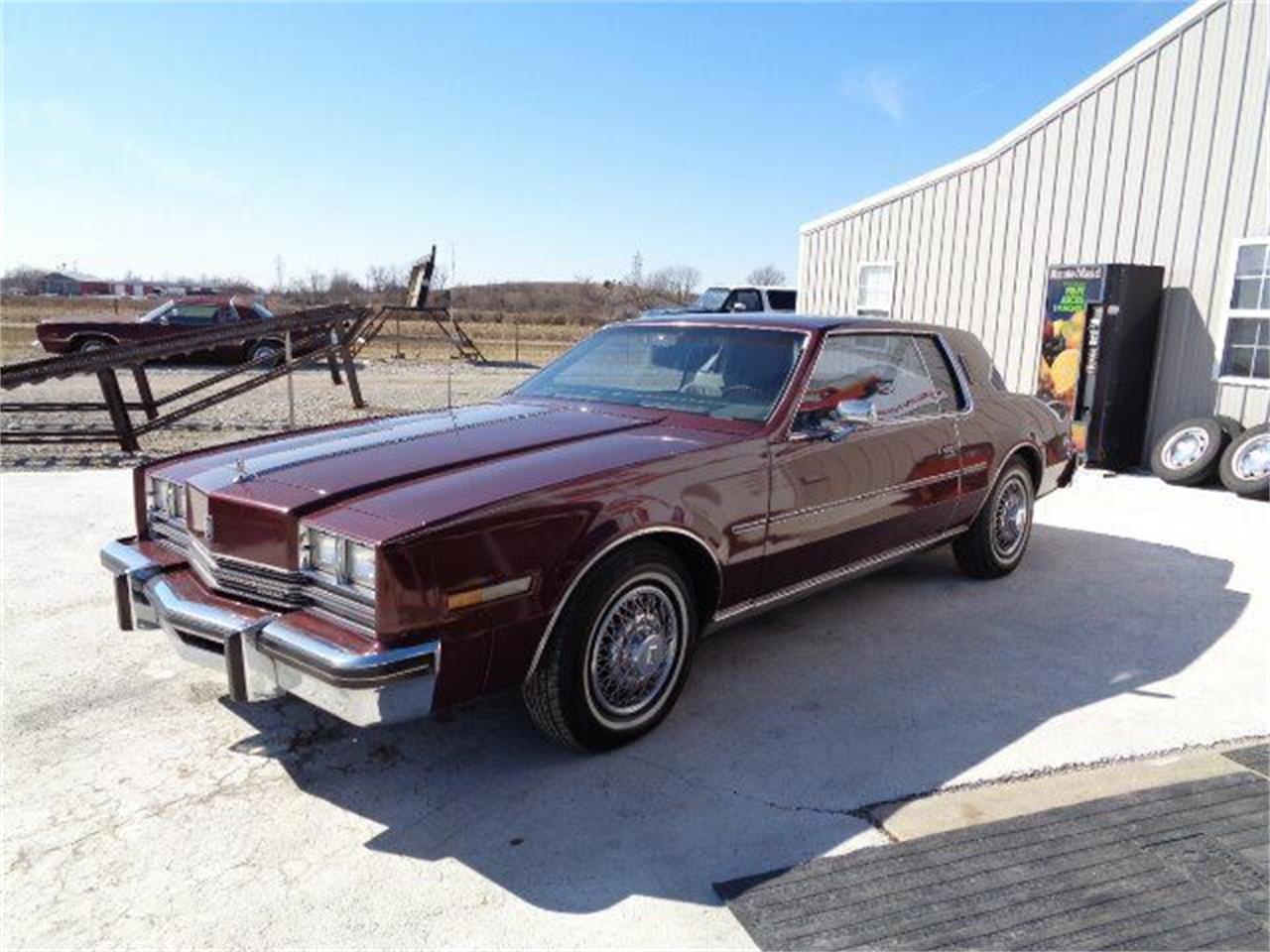 1984 Oldsmobile Toronado (CC-1192802) for sale in Staunton, Illinois