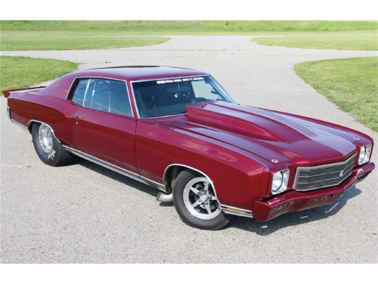 1971 Chevrolet Monte Carlo For Sale Classiccars Com Cc 1192852