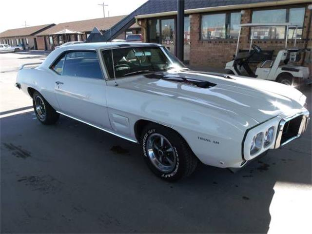 1969 Pontiac Firebird (CC-1192853) for sale in West Pittston, Pennsylvania