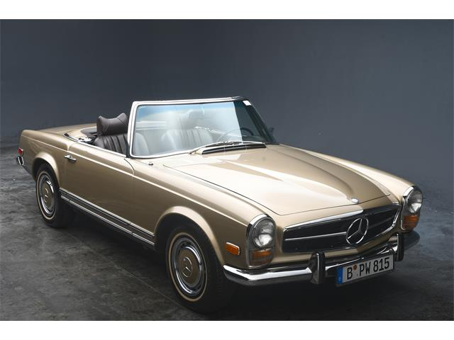 1969 Mercedes-Benz 280SL (CC-1192938) for sale in West Palm Beach, Florida