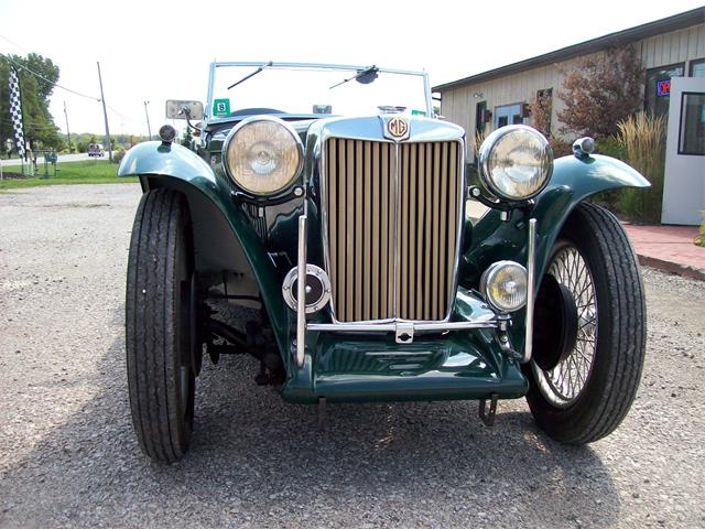 1948 MG TC (CC-1192953) for sale in medina, Ohio