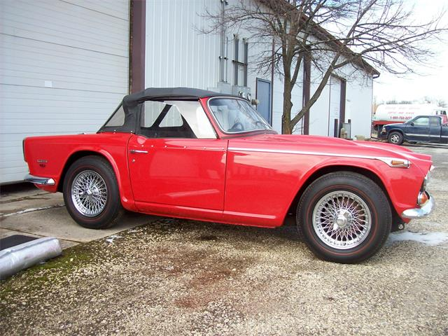 1968 Triumph TR250 (CC-1192956) for sale in medina, Ohio