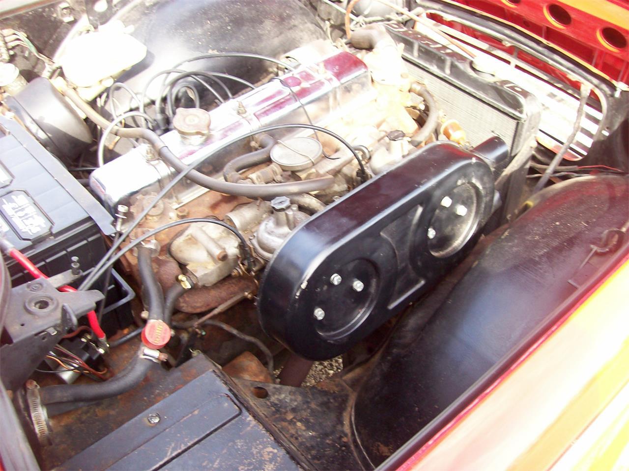 1968 Triumph TR250 (CC-1192956) for sale in medina, Ohio