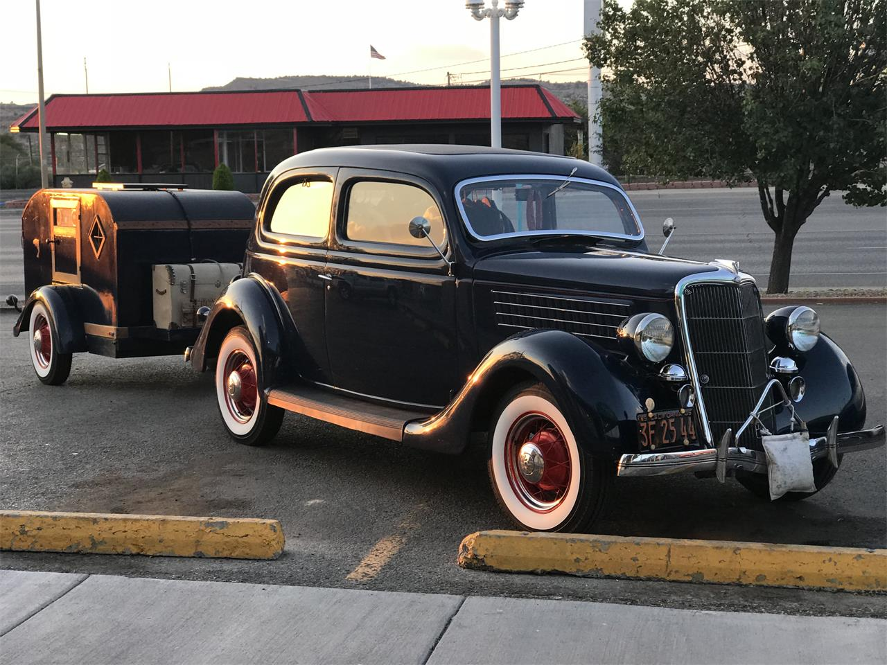 1935 Ford Tudor (CC-1192960) for sale in Seal Beach, California