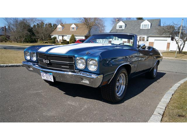 1970 Chevrolet Chevelle SS (CC-1193017) for sale in Old Bethpage, New York