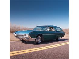 1962 Ford Thunderbird (CC-1193095) for sale in St. Louis, Missouri