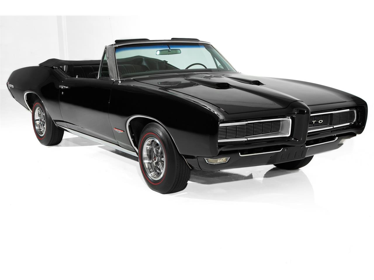 1968 Pontiac GTO (CC-1193130) for sale in Des Moines, Iowa