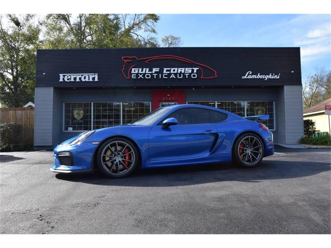 2016 Porsche Cayman (CC-1193160) for sale in Biloxi, Mississippi