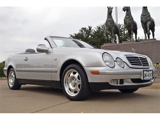 1999 Mercedes-Benz CLK (CC-1193171) for sale in Fort Worth, Texas