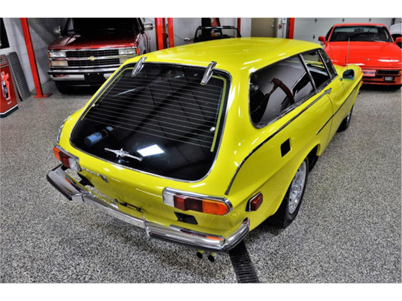 1973 Volvo P1800E (CC-1193201) for sale in Plainfield, Illinois