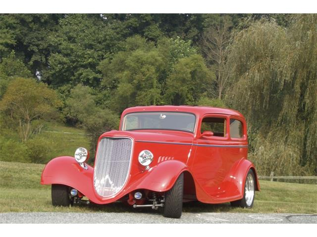 1933 Ford Tudor (CC-1193219) for sale in Hilton Head Island, South Carolina