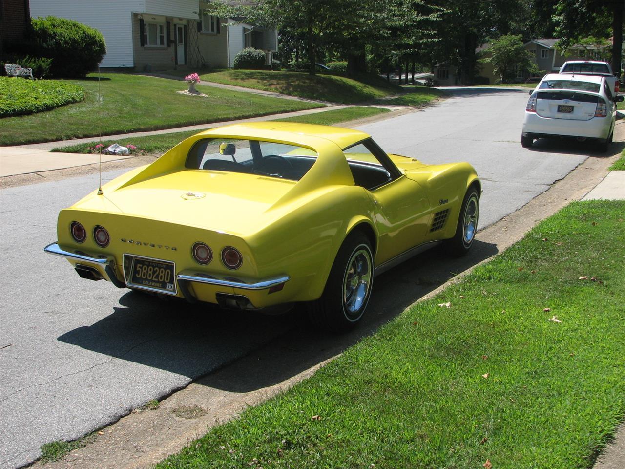 1970 Chevrolet Corvette (CC-1193248) for sale in Claymont, Delaware