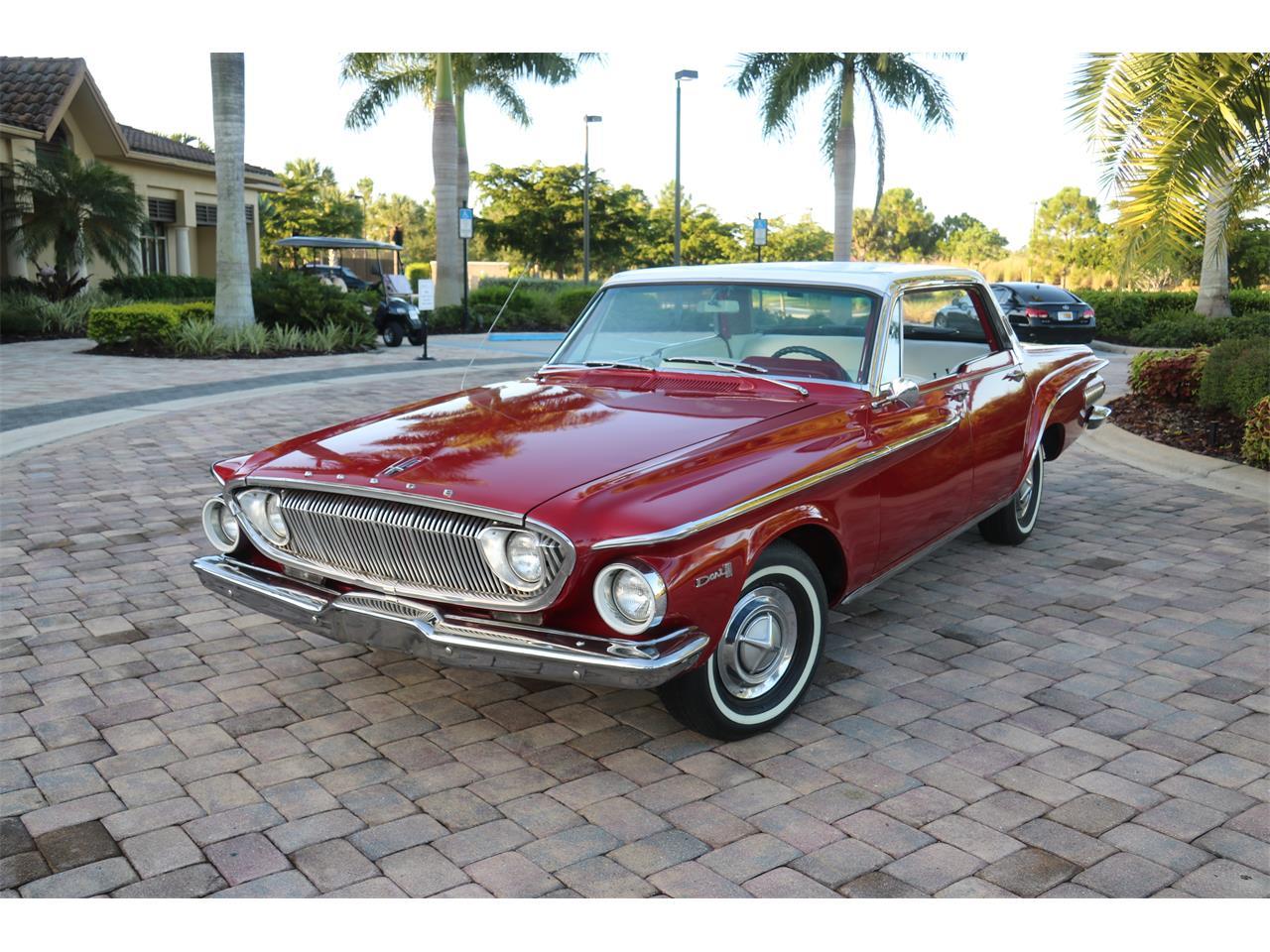 1962 Dodge Dart For Sale Classiccars Com Cc 1193259