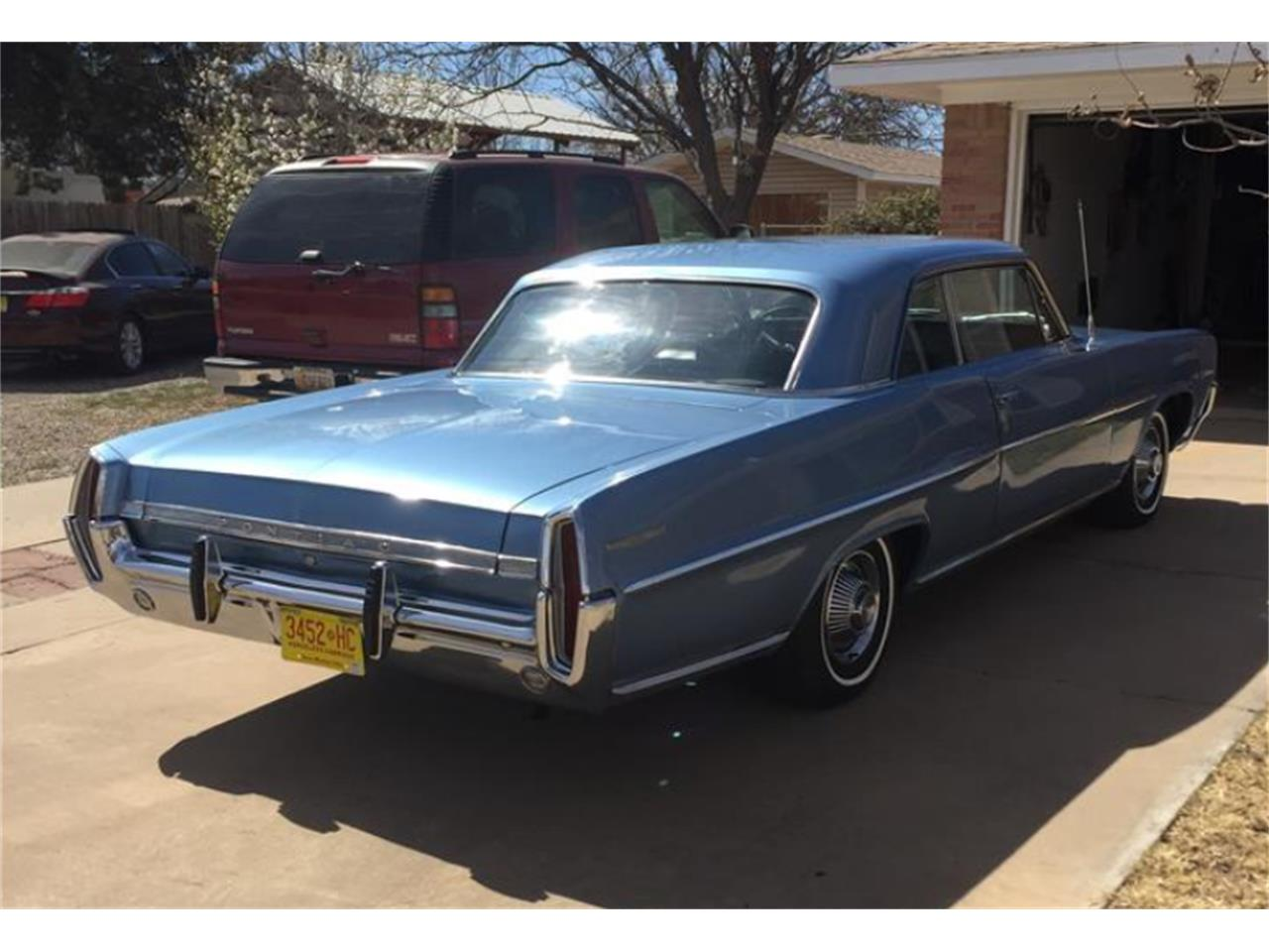 1964 Pontiac Catalina (CC-1193263) for sale in Roswell, New Mexico