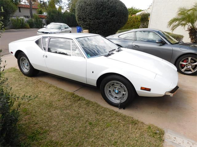 1971 De Tomaso Pantera (CC-1193264) for sale in Tempe, Arizona