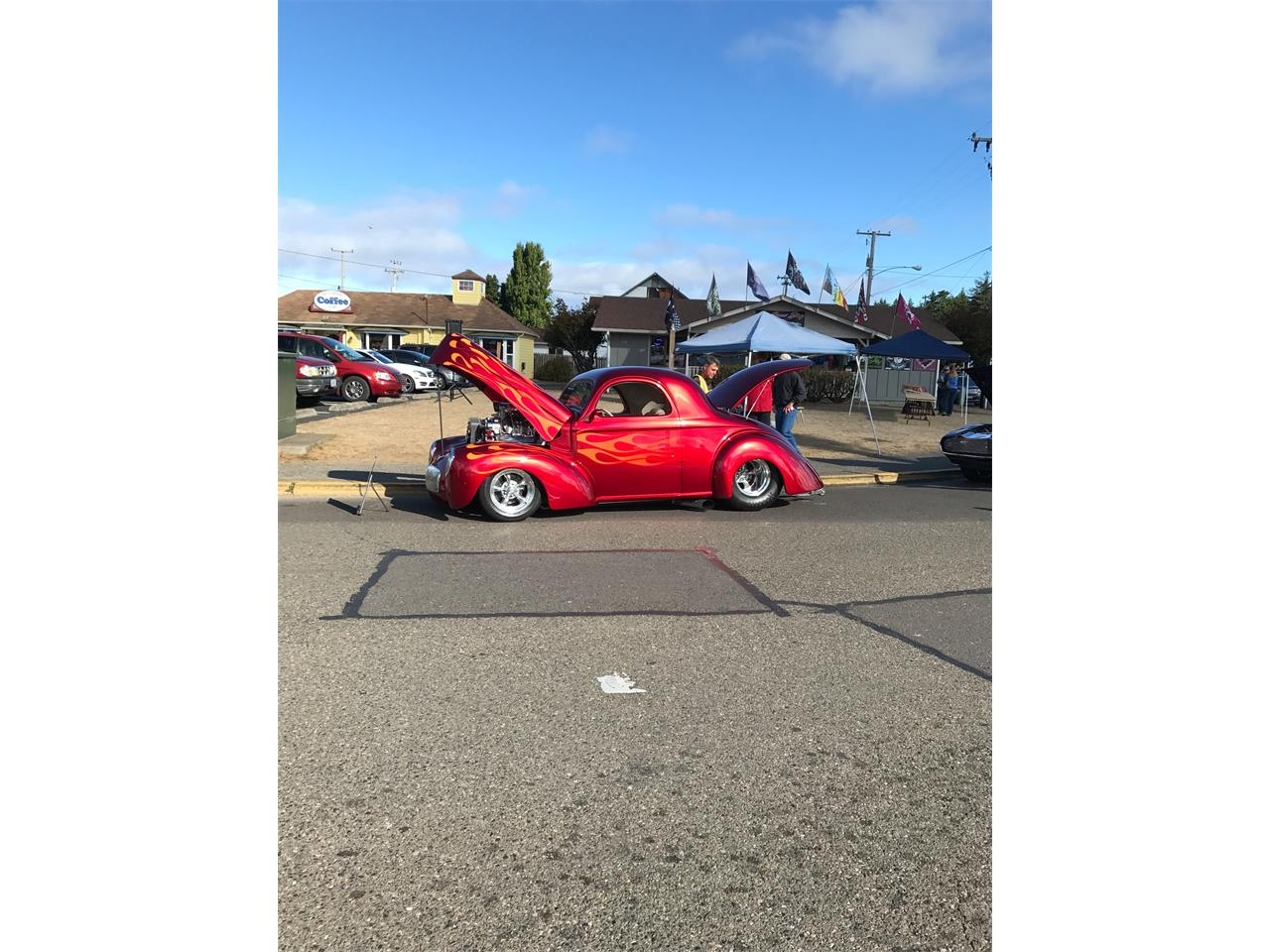 1941 Willys Coupe (CC-1193269) for sale in Eagle Point, Oregon