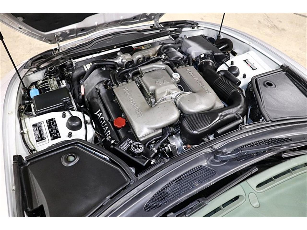 2000 Jaguar XKR (CC-1193292) for sale in Kentwood, Michigan