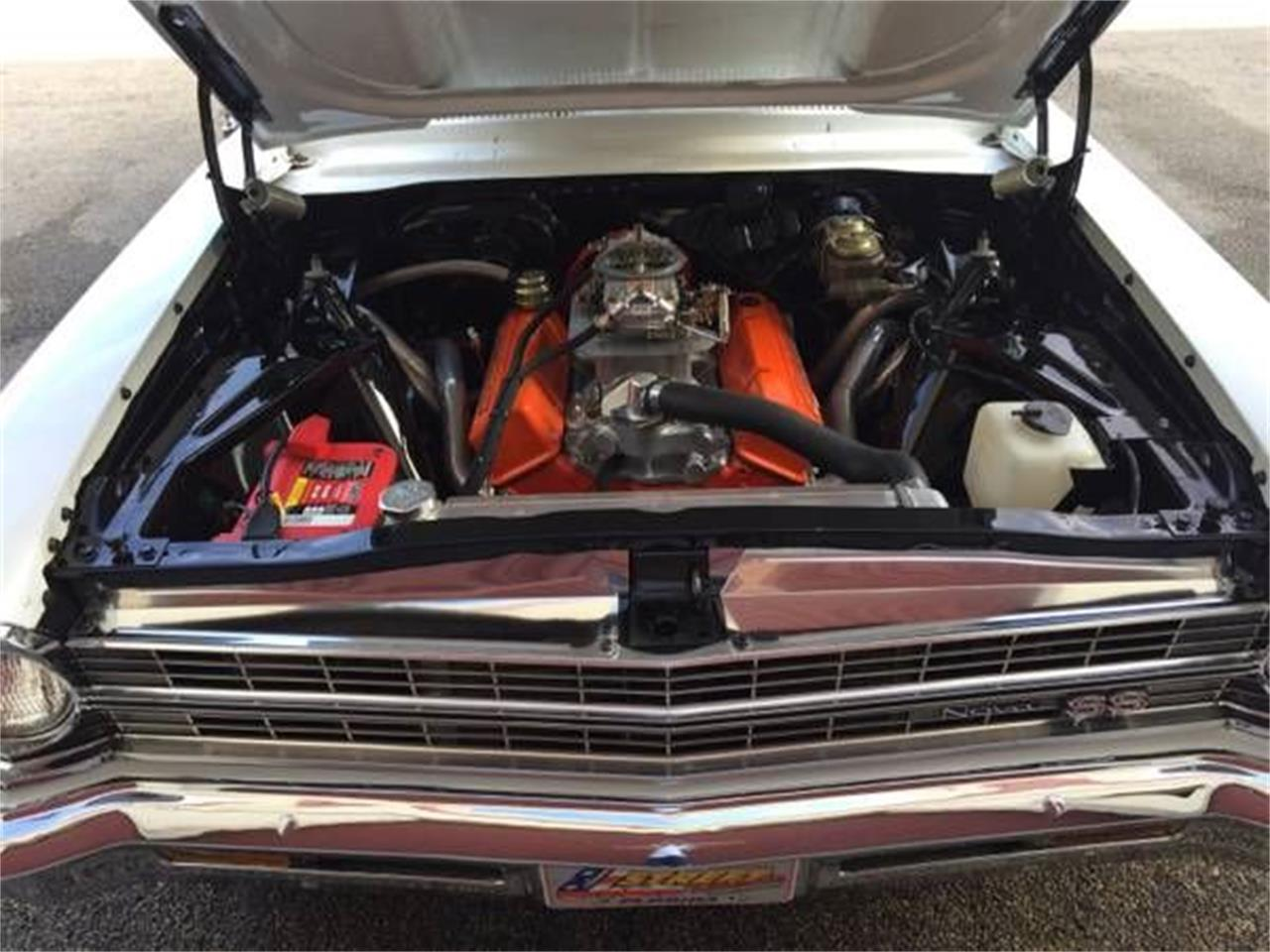 1967 Chevrolet Chevy II (CC-1193301) for sale in Cadillac, Michigan