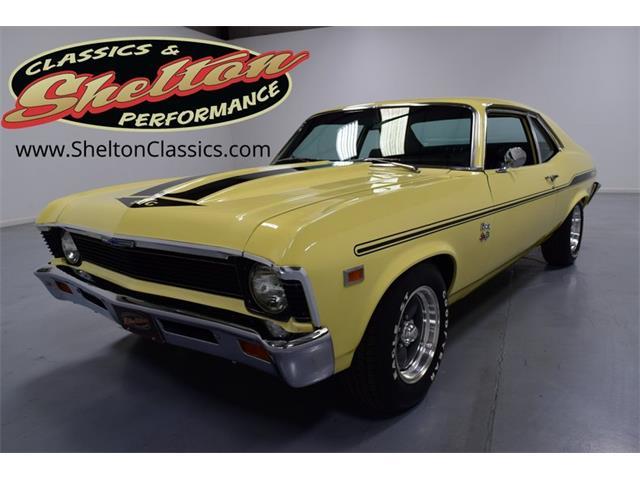 1969 Chevrolet Nova (CC-1193315) for sale in Mooresville, North Carolina