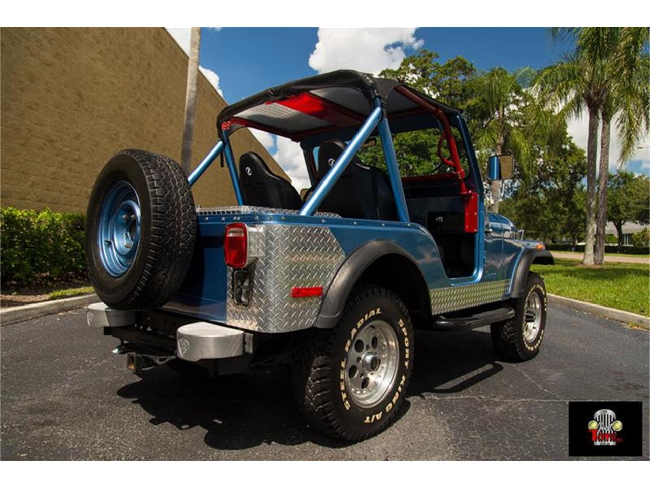 1980 Jeep Wrangler (CC-1193379) for sale in Orlando, Florida