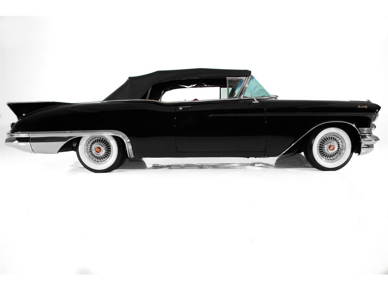 1957 Cadillac Eldorado Biarritz (CC-1193381) for sale in Des Moines, Iowa