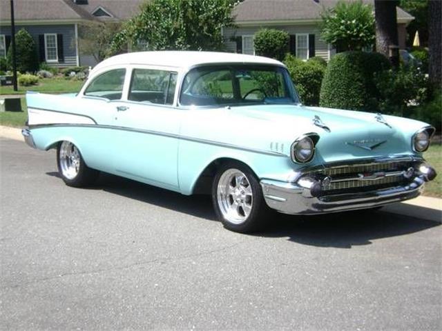 1957 Chevrolet 210 (CC-1193393) for sale in Cadillac, Michigan