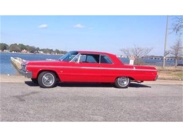 1964 Chevrolet Impala (CC-1193395) for sale in Cadillac, Michigan