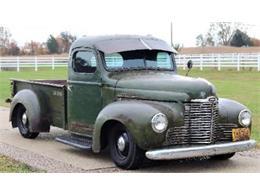 1947 International KB2 (CC-1193440) for sale in Cadillac, Michigan