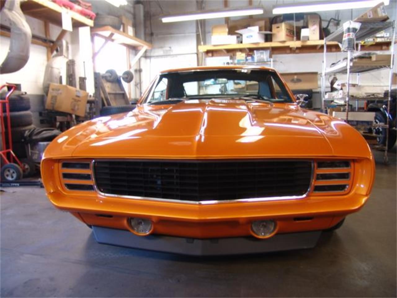 1969 Chevrolet Camaro (CC-1193464) for sale in Cadillac, Michigan