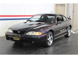 1996 Ford Mustang SVT Cobra (CC-1193480) for sale in San Ramon, California