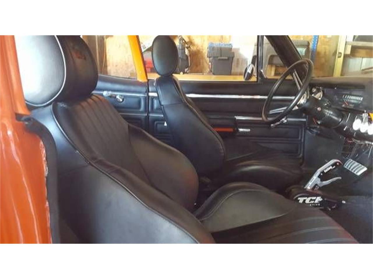 1968 Chevrolet Nova (CC-1193483) for sale in Cadillac, Michigan