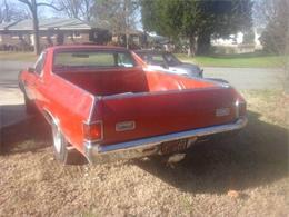 1972 Chevrolet El Camino (CC-1193485) for sale in Cadillac, Michigan