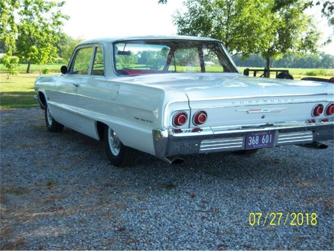 1964 Chevrolet Bel Air (CC-1193491) for sale in Cadillac, Michigan