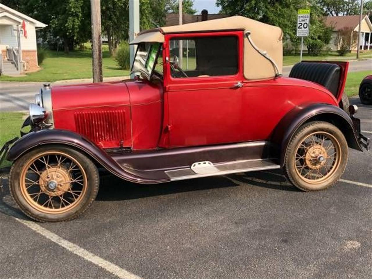1928 Ford Model A (CC-1193493) for sale in Cadillac, Michigan