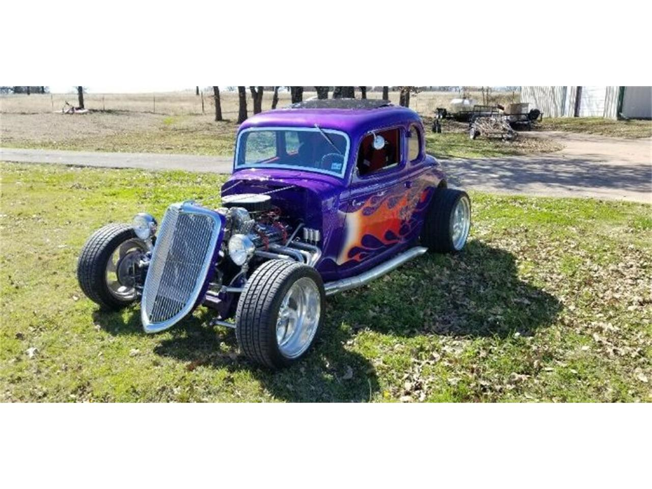 1934 Ford Roadster (CC-1193504) for sale in Cadillac, Michigan