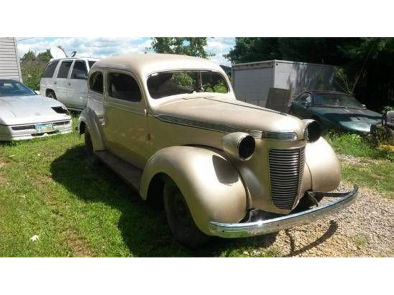 1937 Chrysler Royal (CC-1193510) for sale in Cadillac, Michigan