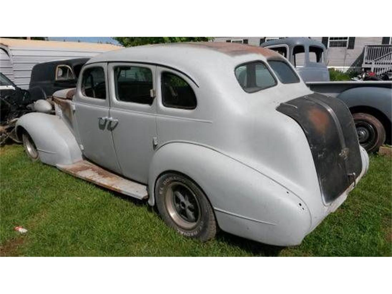 1937 Pontiac Sedan (CC-1193513) for sale in Cadillac, Michigan