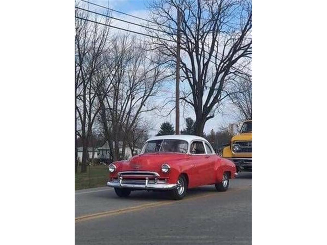 1950 Chevrolet Coupe (CC-1193523) for sale in Cadillac, Michigan